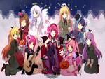 Angel Beats! Halloween
