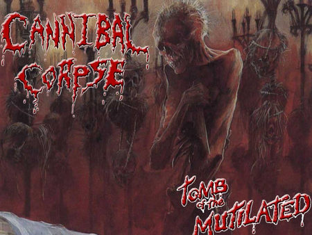 Cannibal Corpse Music Entertainment Background Wallpapers On