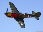 Curtiss P40N Warhawk