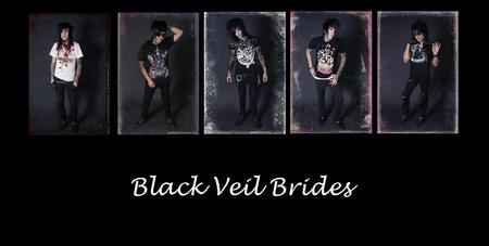 Black Veil Brides - bvb, screamo, black veil brides, andy sixx