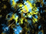 Nebulae Explosion