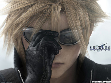 Untitled Wallpaper - ff7, cloud strife, advent children