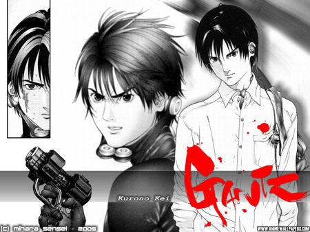 Untitled Wallpaper - gantz