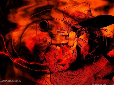 Untitled Wallpaper Hellsing Anime Background Wallpapers On