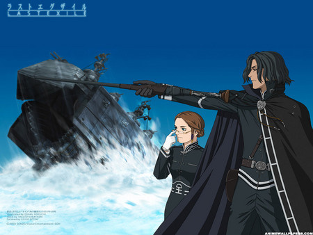Untitled Wallpaper - last exile