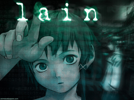 Untitled Wallpaper - lain