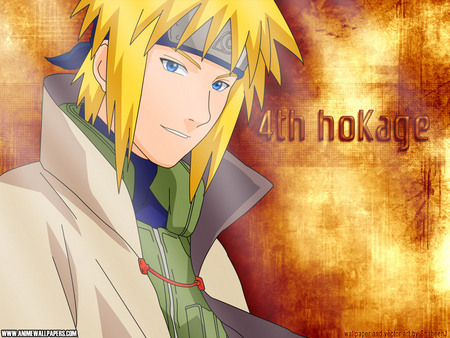 Fourth Hokage - Naruto Wallpaper - father, ocean, naruto, hokage
