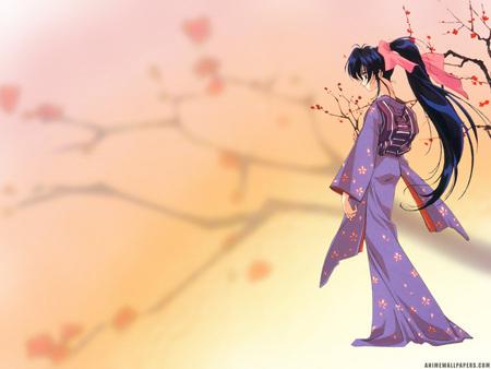 Untitled Wallpaper - rurouni kenshin, kaoru