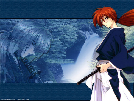 Untitled Wallpaper - kenshin ova