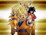 DragonBallZUncutHD: Goku's transformation