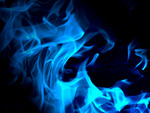 Cool Blue Smoke