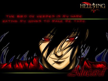 Hellsing - hellsing, alucard