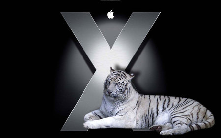 Mac Os X Leopard Apple Technology Background Wallpapers