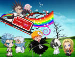 bleach chibi world