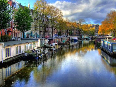 Amsterdam - europe, amsterdam, holland, the netherlands
