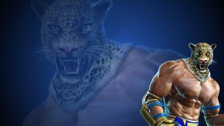 Tekken 6 King Tekken Anime Background Wallpapers On Desktop Nexus Image 502194