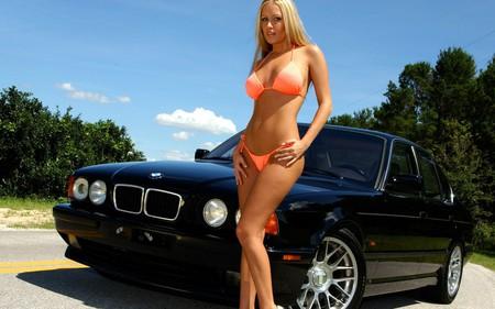 Car bikini images