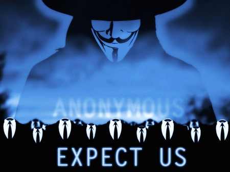 Anonymous - anonymous, meme, internet, 4chan