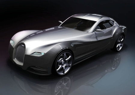 Morgan Eva GT Concept - gt, morgan, concept, car