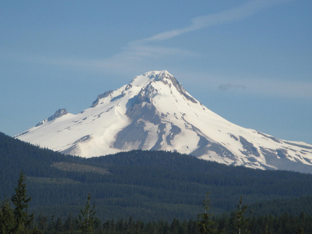 Lonely Mountain Mountains Nature Background Wallpapers On