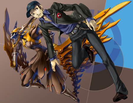 Dating junpei persona 3 wallpaper