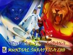 honduras vs espana sudafrica2010