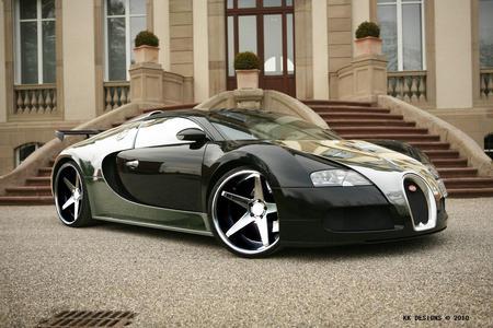 Bugatti Veyron Tuning