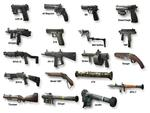 Call of Duty: Modern Warfare 2 Secondary Weapons