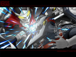 Persona Thanatos VS Izanagi