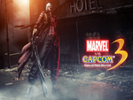 Dante Marvel vs Capcom 3