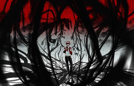 Pokemon Red Other Anime Background Wallpapers On Desktop Nexus
