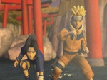 CLASH! NARUTO AND SASUKE VS KABUTO