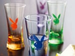 Play Boy Shot Glasses