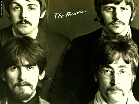 The Beatles - musicians, the beatles, beatles, classic rock, fab four