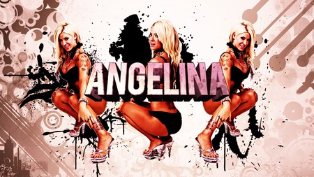 TNA Angelina Love - angelina, tna, wrestling, love
