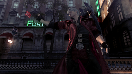 Dante - outfit, may, ecstasy, devil, cry