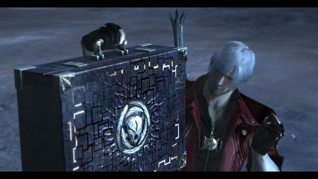 Dante - may, pandora, bael, devil, cry