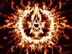 Firey Pentagram