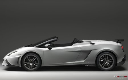 02 - Lamborghini Gallardo LP570-4 Spyder Performante (2011) - powerful, perfect, exterior modifications, menacing power, extreme power and precise functionality