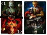 Cards of Life and Death