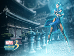 Chun-Li Marvel vs Capcom 3