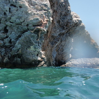 Naked Rock, Greece