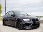 BMW M3 Darth Maul Edition