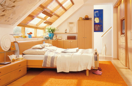 Remodel Attic Bedroom - architecture, attic remadel, houses, bedroom, decor