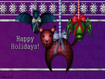 Happy Holiday Critters