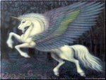 Winged Unicorn-Audrey Rawlings
