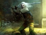The Witcher - silver sword