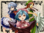 Touhou Remilia and Friends