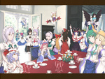 touhou party