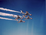 USAF Thunderbirds F-84F